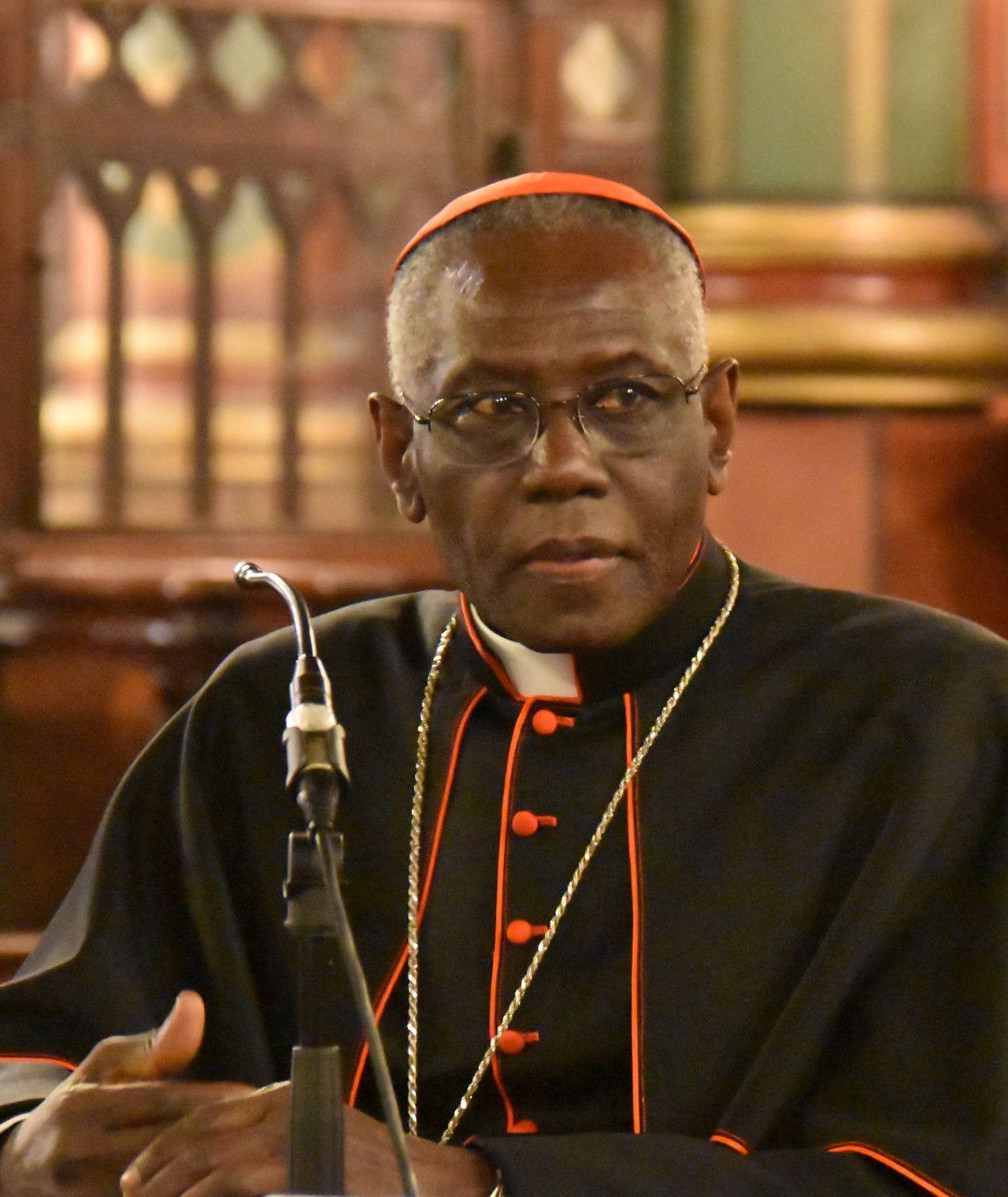 Cardinal Robert Sarah (cropped).JPG