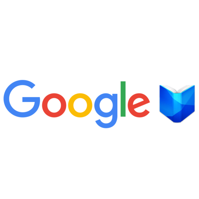 The Google Books logo.