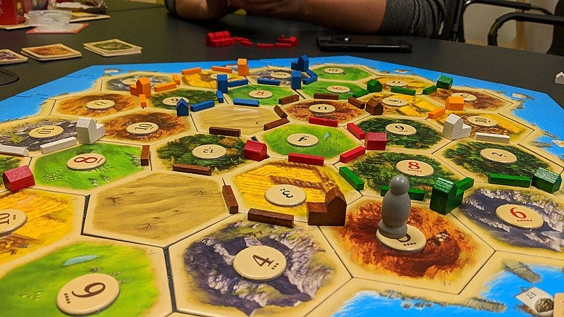 File:A game of Settlers of Catan.jpg