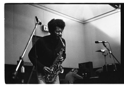 Anthony Braxton in Concert - Western Front