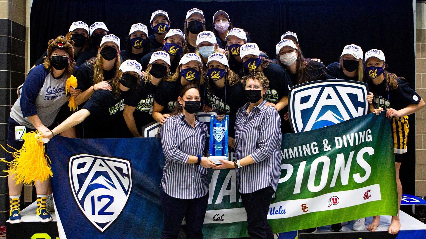 Pac-12 Champions!!