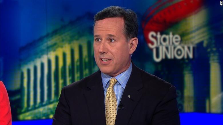 Santorum: Kids want 'someone else to solve their problem' - CNN Video