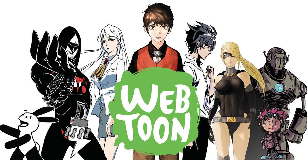 Stan Lee and Michelle Phan Help Line Webtoon, Digital Comics Site, Expand  in U.S. - The New York Times
