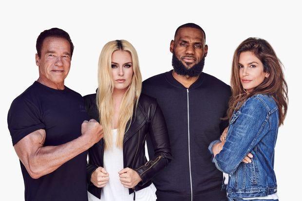 LeBron James, Other Celebrities Team Up to Start Wellness Brand ...