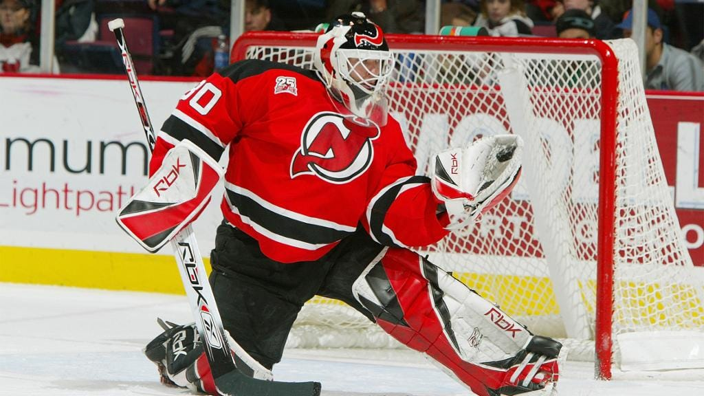Martin Brodeur: 100 Greatest NHL Players