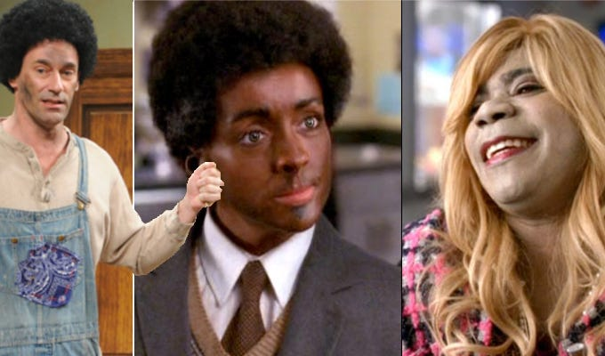 Tina Fey pulls 30 Rock episodes over blackface : News 2020 : Chortle : The  UK Comedy Guide