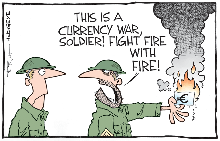 Cartoon of the Day: Fighting Fire With Fire
