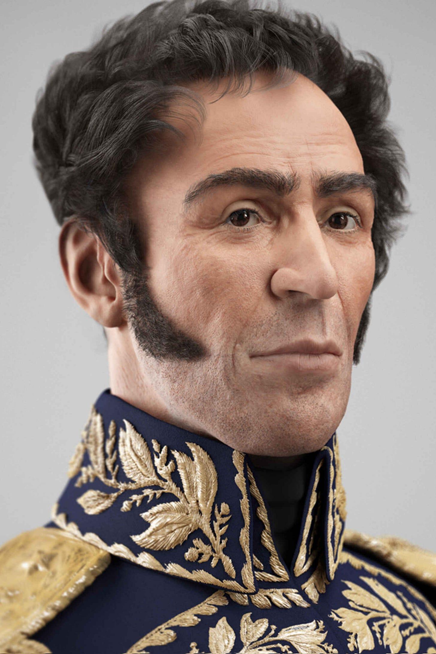 Todas las mentiras del chavismo para convertir a Simón Bolívar en profeta  socialista