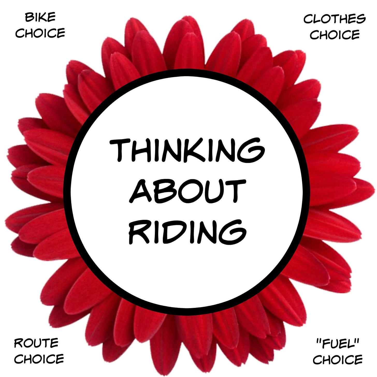 Thinking About Riding considerations