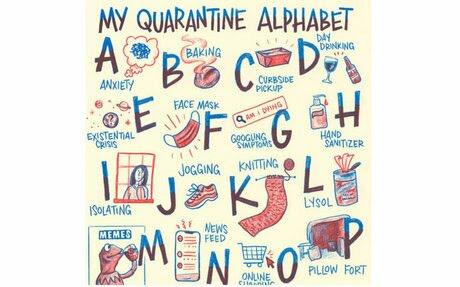 Quarantine Alphabet