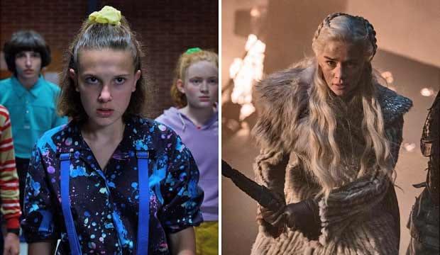 Stranger Things' Season 3 vs. 'Game of Thrones' Season 8 [POLL] - GoldDerby