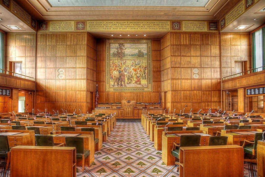 Oregon State House of Representatives