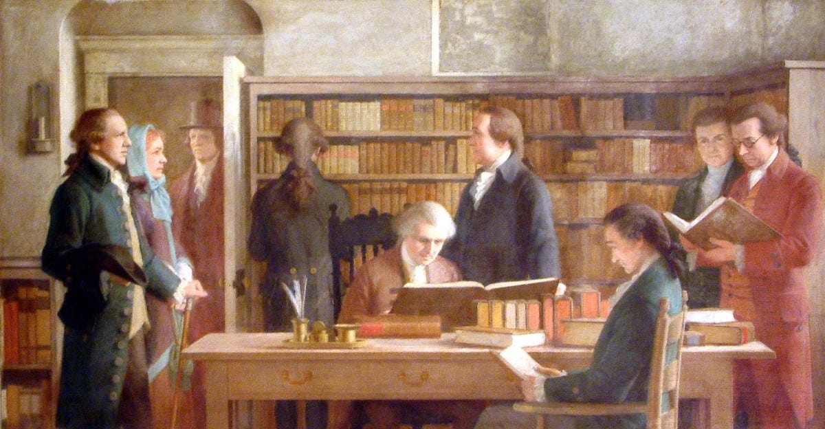 Benjamin Franklin's Junto Club | Conversational Leadership