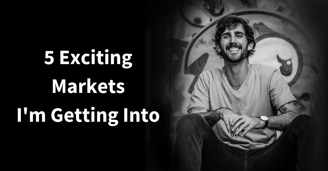 5 exciting market opportunities for 2019
