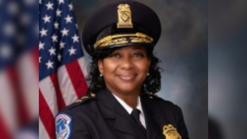 US Capitol Police Name Acting Chief After Riot – NBC4 Washington