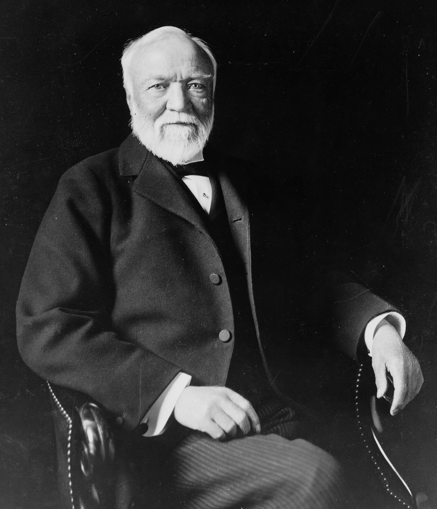 Andrew Carnegie - Wikipedia