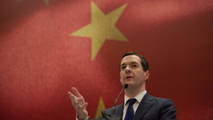 Osborne interview: thrill-seeker deploys radical domestic approach to  foreign stage | Financial Times