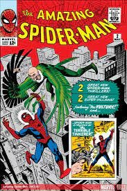 The Amazing Spider-Man (1963) #2 | Comic Issues | Marvel