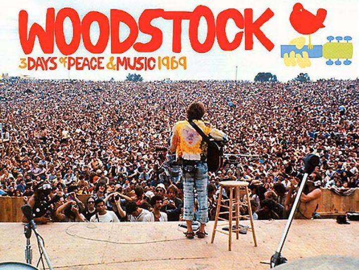 19 Rare Photos That Showcase The Beauty Of Woodstock   ウッドストック, ミュージシャン, 平和