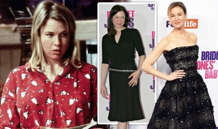 Renee Zellweger: What/If actor shares insight into weight loss ...