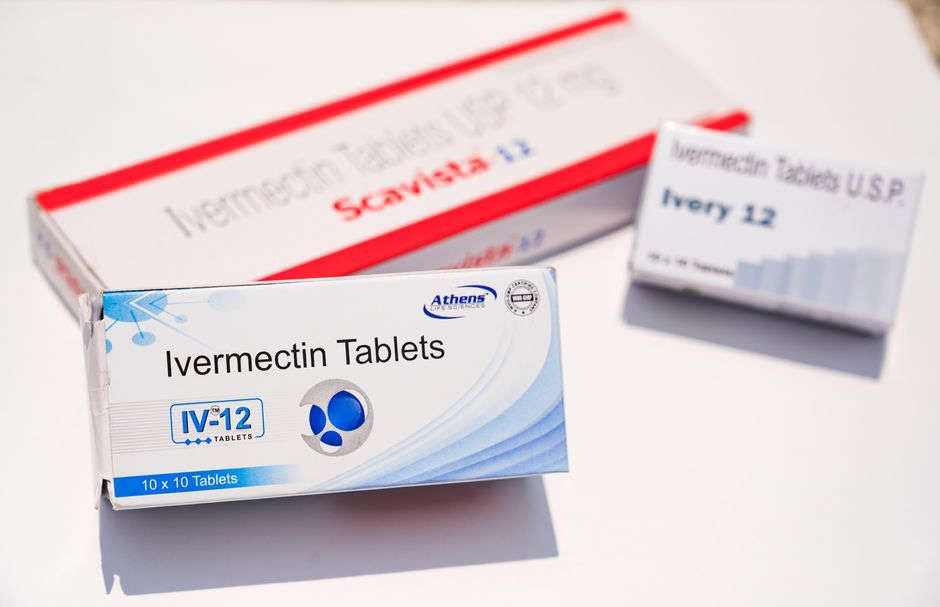 text, letter: There are a lot of questions, and arguments, about ivermectin. Getty Images