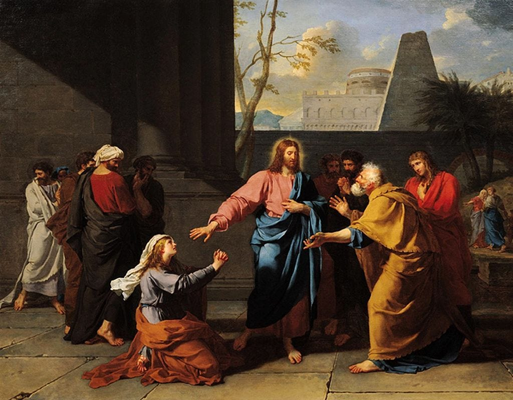 A Canaanite woman's Great Faith - The Roman Catholic Diocese of Phoenix