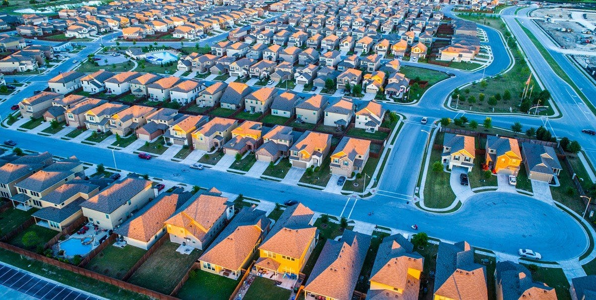 The Government Created American Suburbia - Foundation for Economic Education