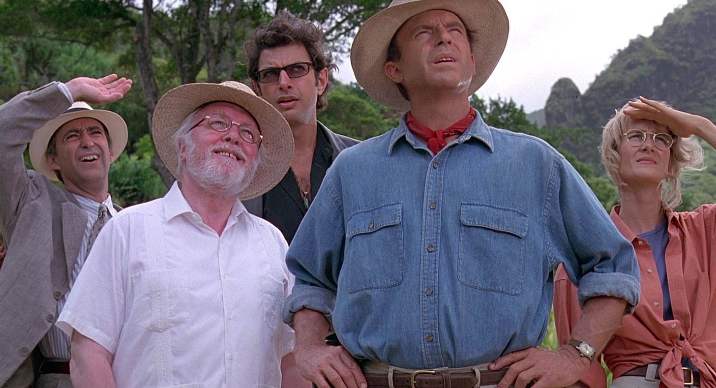 Jurassic Park': Where Are They Now?