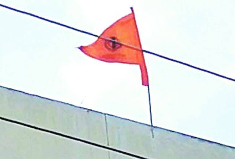 Punjab: Duo hoist 'Khalistan' flag at Moga DC office building, 'desecrate'  Tricolour | Cities News,The Indian Express