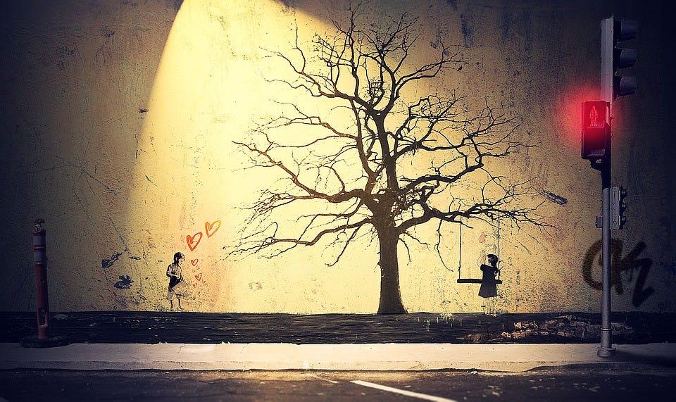 Art, Wall, Graffiti, Creativity