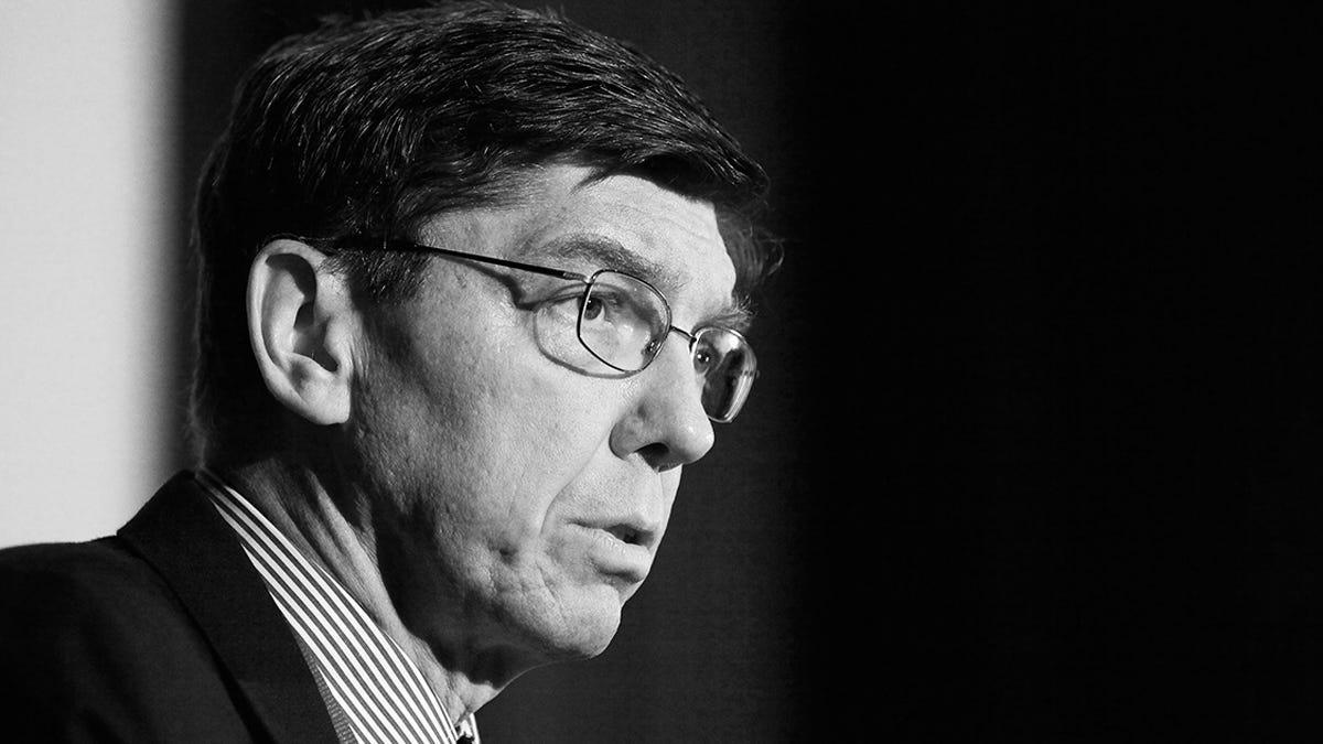 Gigante de Harvard - O legado de Clayton Christensen - AAA Inovação