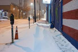 File:Deep Ellum sidewalk covered with snow in Dallas snow storm 2021.jpg -  Wikimedia Commons
