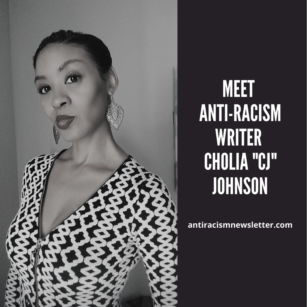 "Photo of Cholia ""CJ"" Johnson"