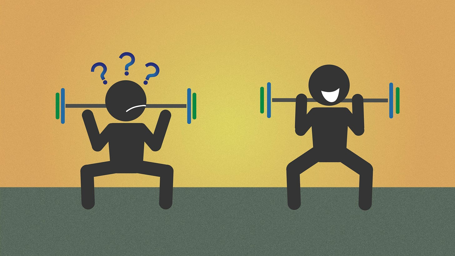 How Your Body Shape Affects Weight Lifting Form: A Physics Lesson ...