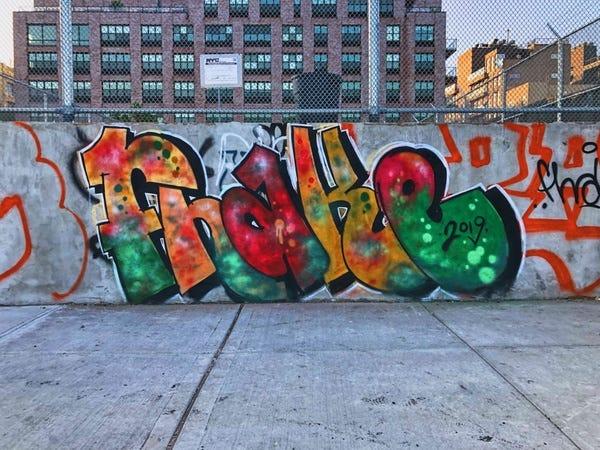 VSCO - #streetart #graffiti | justrollingwithit