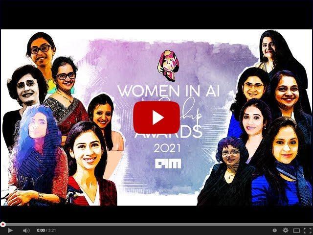 Women in AI Leadership Awards