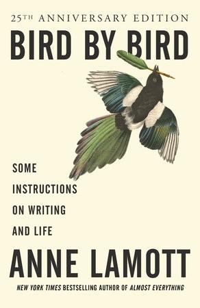 Cover of Bird By Bird by Anne Lamott