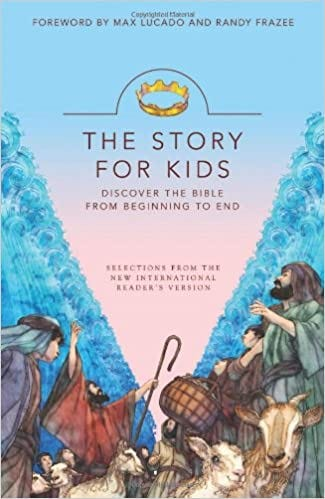 NIrV, The Story for Kids, Paperback: Discover the Bible from ...