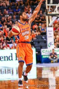Credit: Gordon Greaves of Gordon G Photography -  official photographer for the Skytrans Cairns Taipans and Cairns Basketball Inc