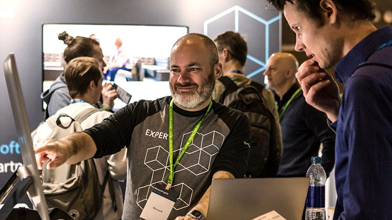 Learning Paths for Microsoft Ignite The Tour London