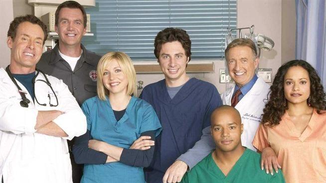 5 razones para ver 'Scrubs' en Star en Disney+ que demuestran que en las  series de médicos no todo es drama - Noticias de series - SensaCine.com