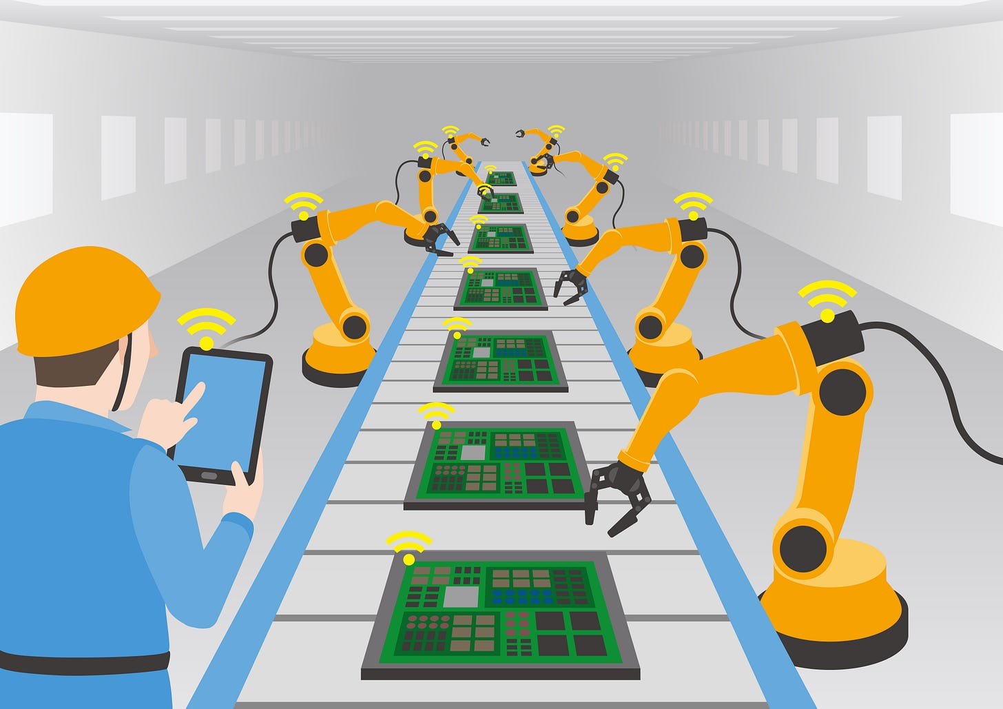 Autonomous Robots Are Changing The Way We Build And Move ...