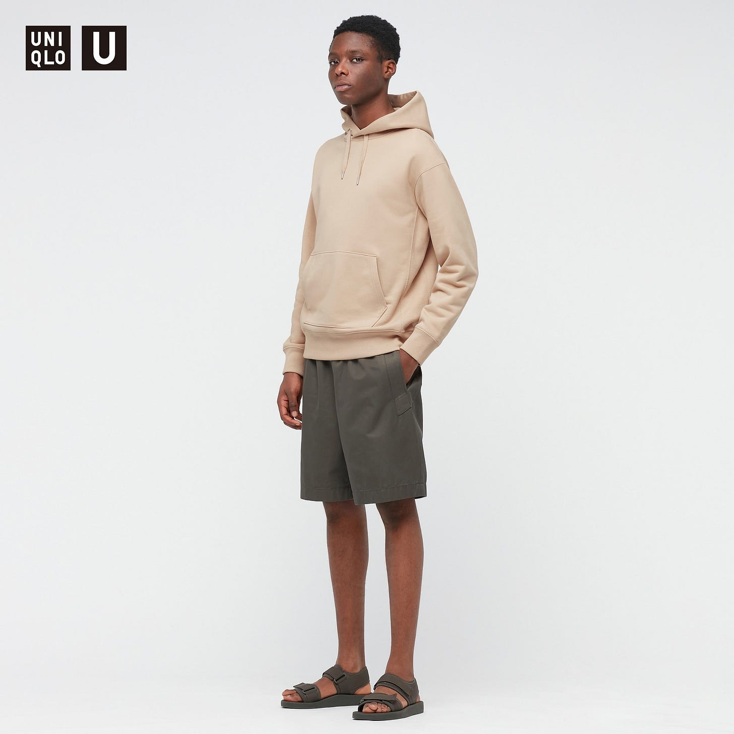 Easy Wide-Fit Shorts
