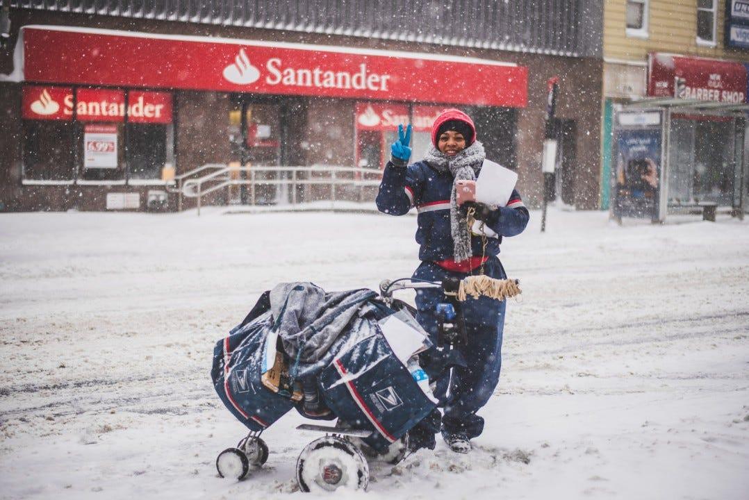 Cold mail... get it? (Image courtesy Unsplash)