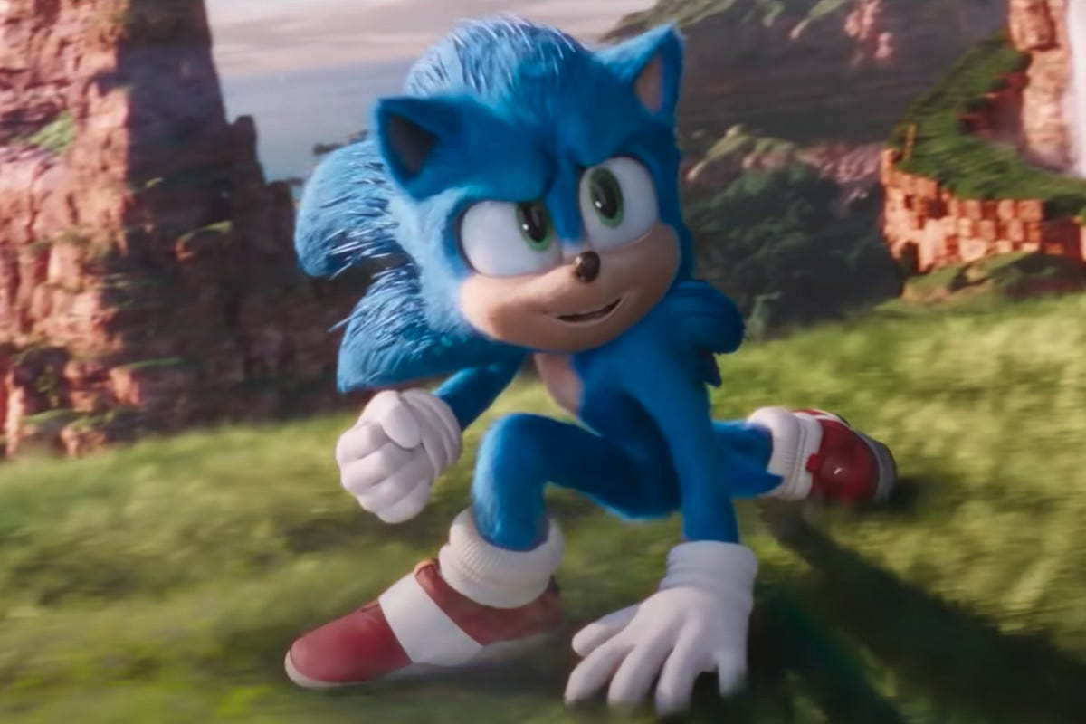 A sequel to the Sonic the Hedgehog movie is in development - The Verge