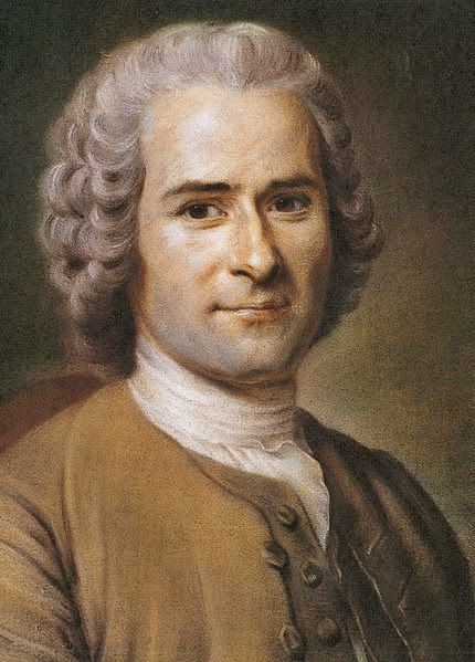 Gharing: Jean Jacques Rousseau