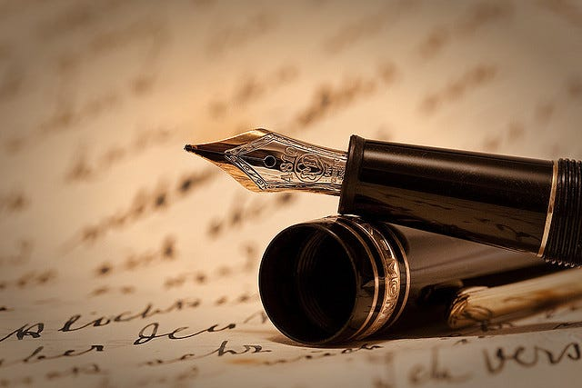 5 top writing tips for writers, from Rishi Dastidar – nothing in ...