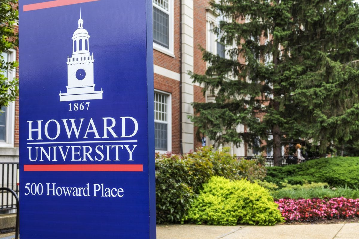 Howard University team to study traffic safety: D.C. Vision Zero grant -  Curbed DC