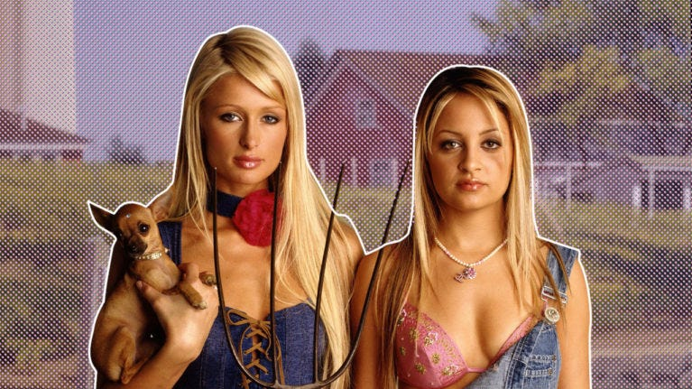 Paris Hilton Reflects on 'The Simple Life' Over a Decade Later - FLARE