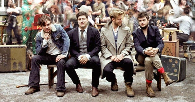 Mumford & Sons Warn Against 'Unauthorized Lending' of Their CD   WIRED